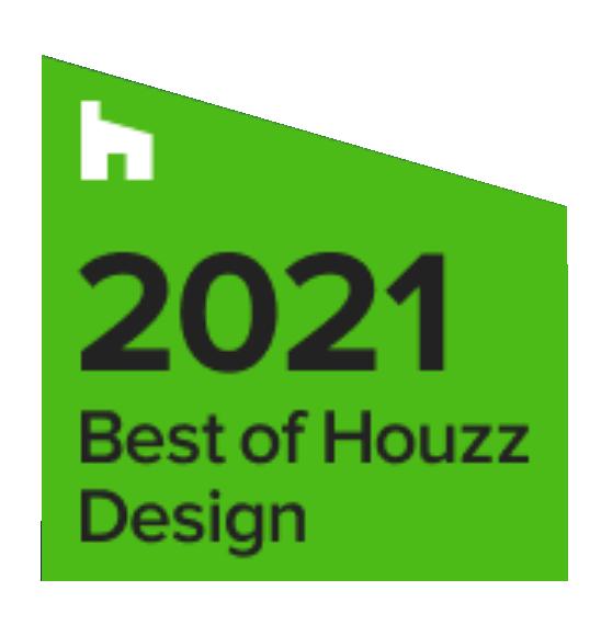Best of Houzz Design 2021 logo Wilcox Architecture