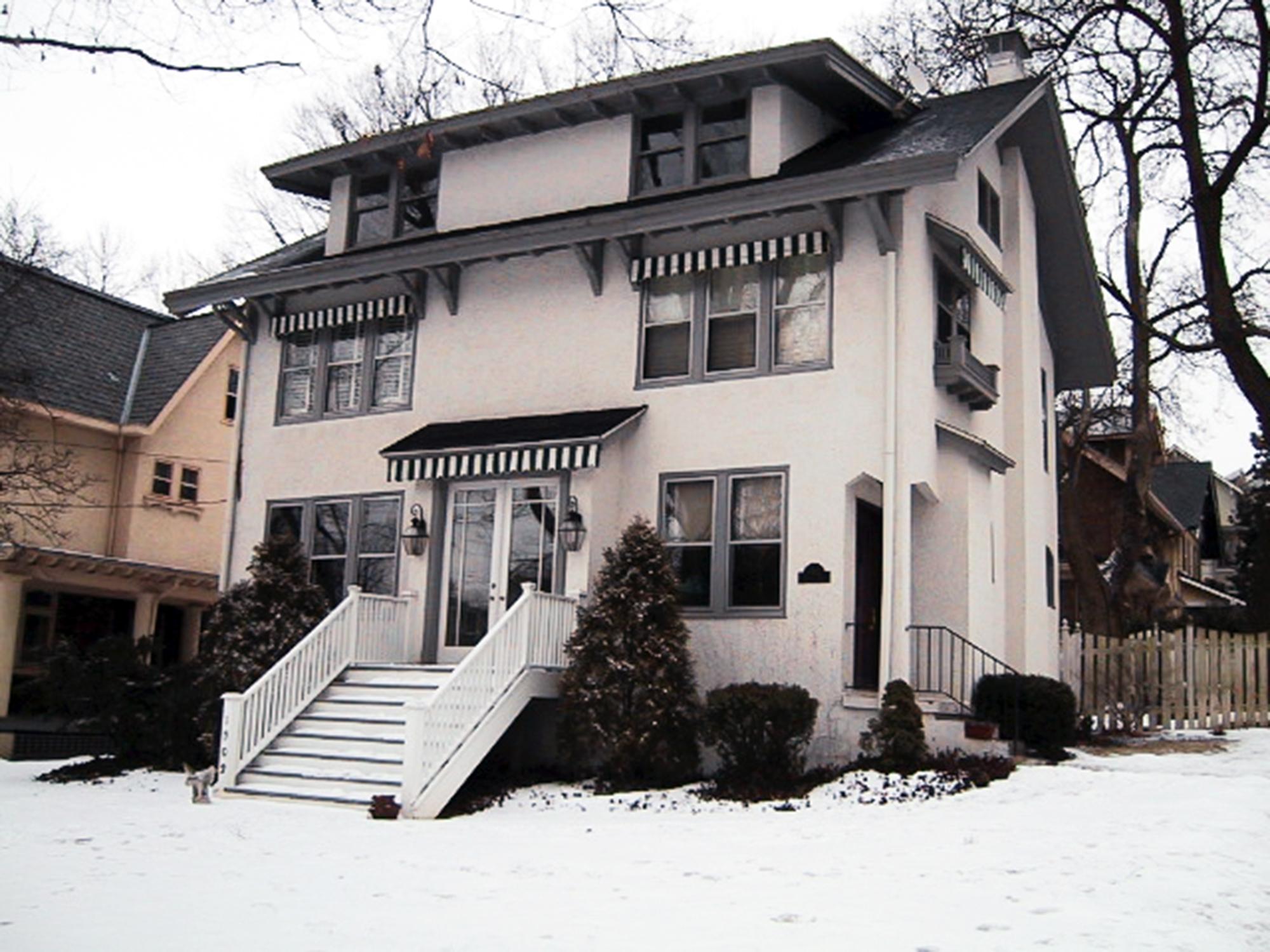 Hyde Park residential architecture Cincinnati