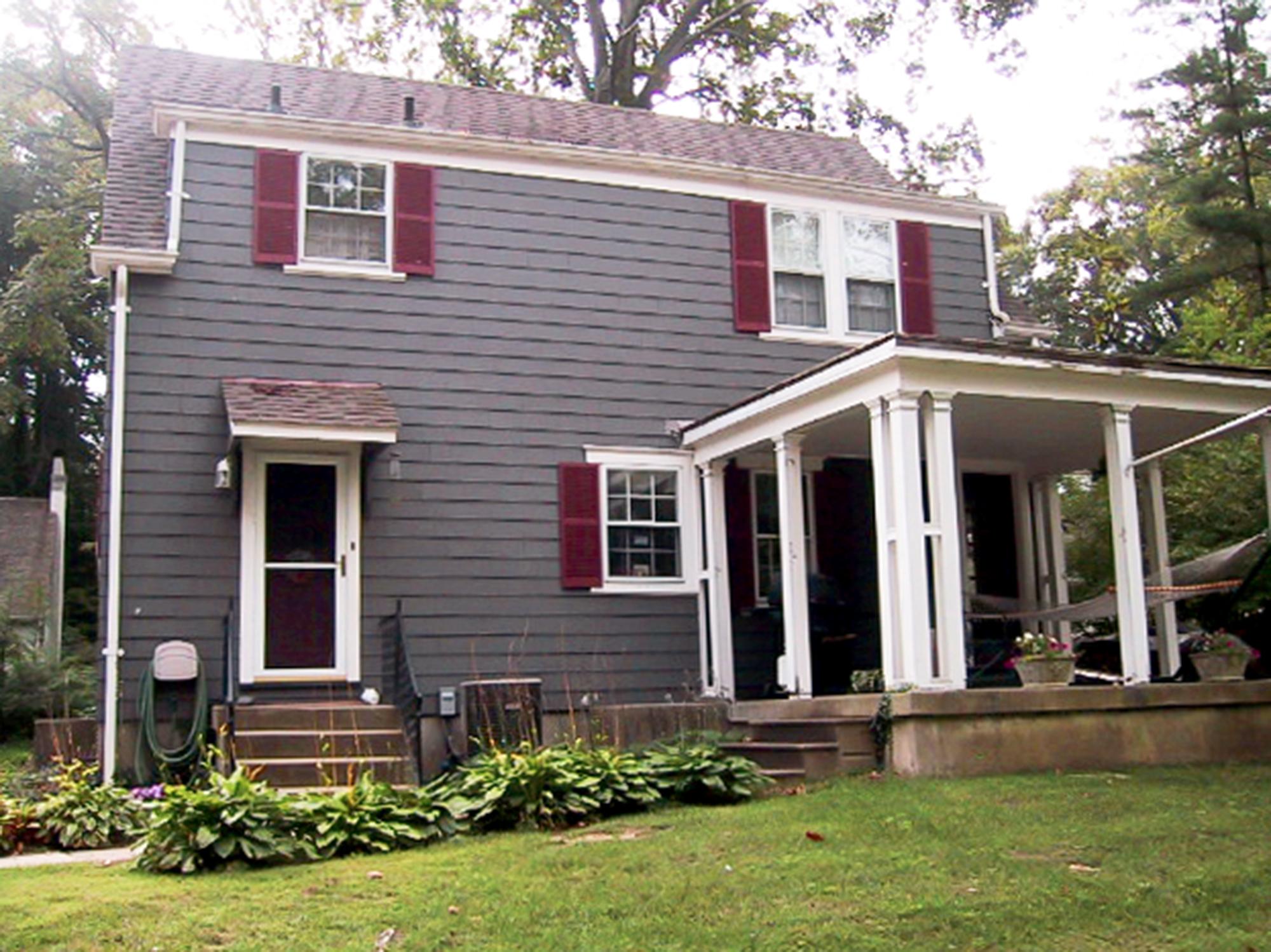 existing Residence Cincinnati Architecture