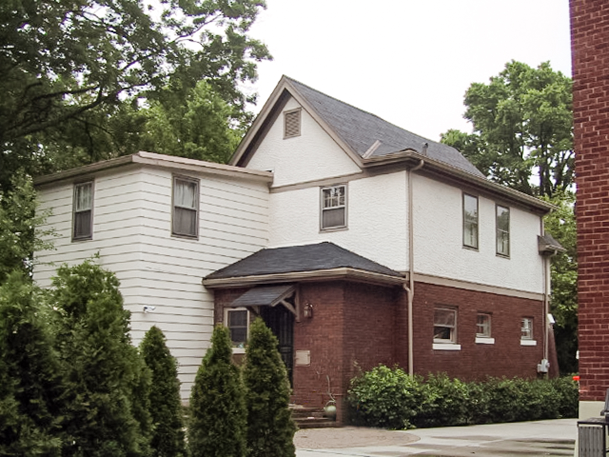 Hyde Park existing residential architecture