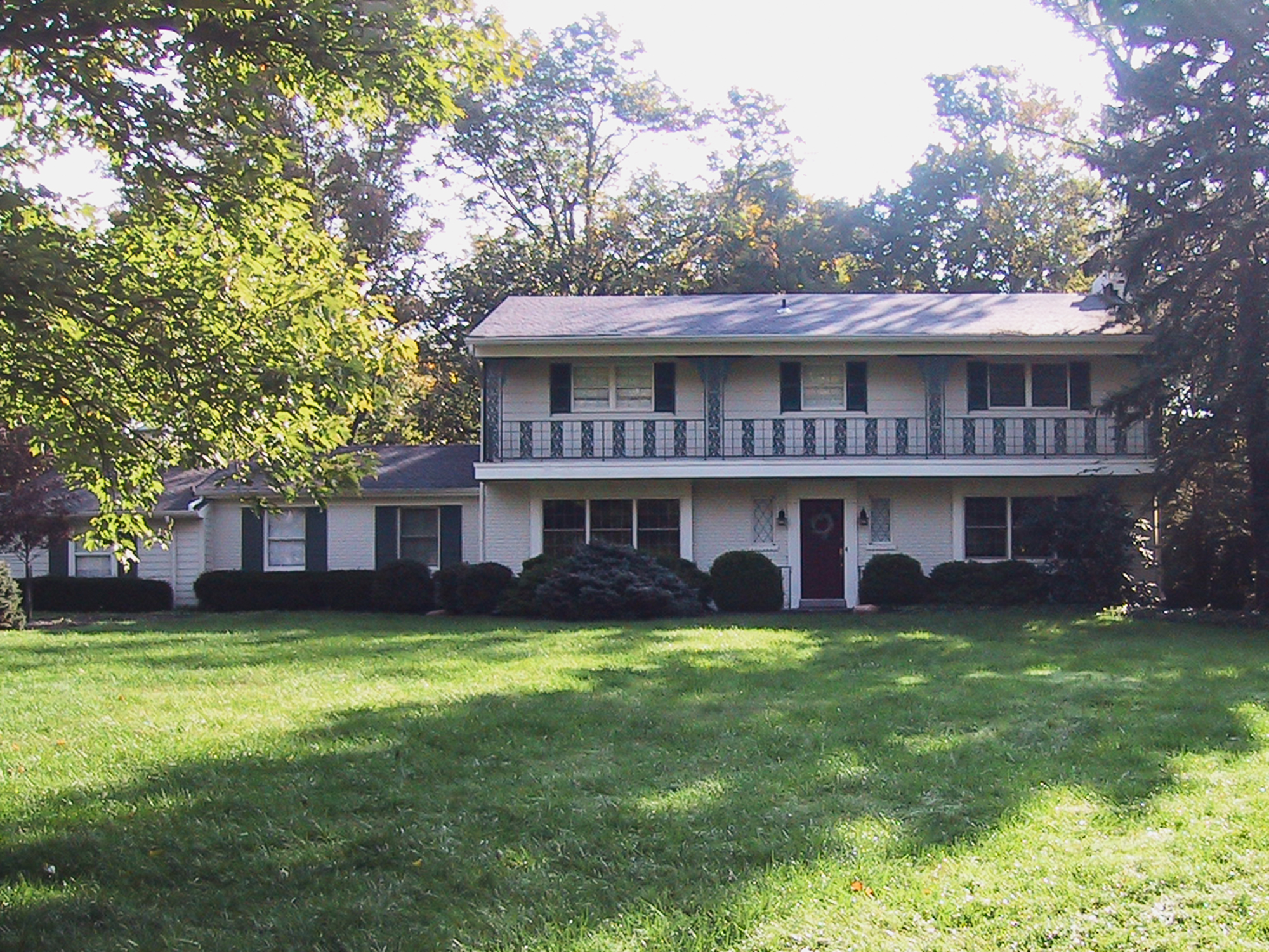 Indian Hill existing residential architecture Cincinnati