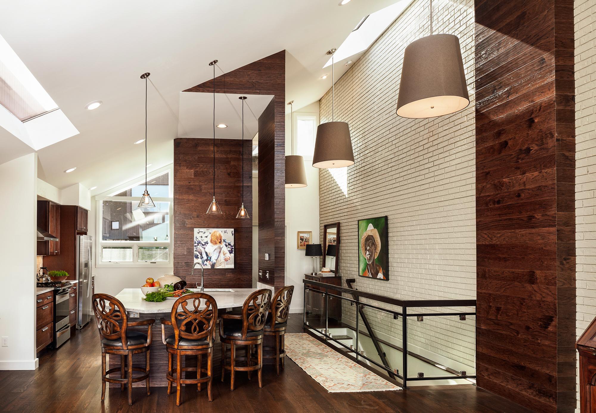 Mt. Adams interior kitchen remodel Wilcox Architecture