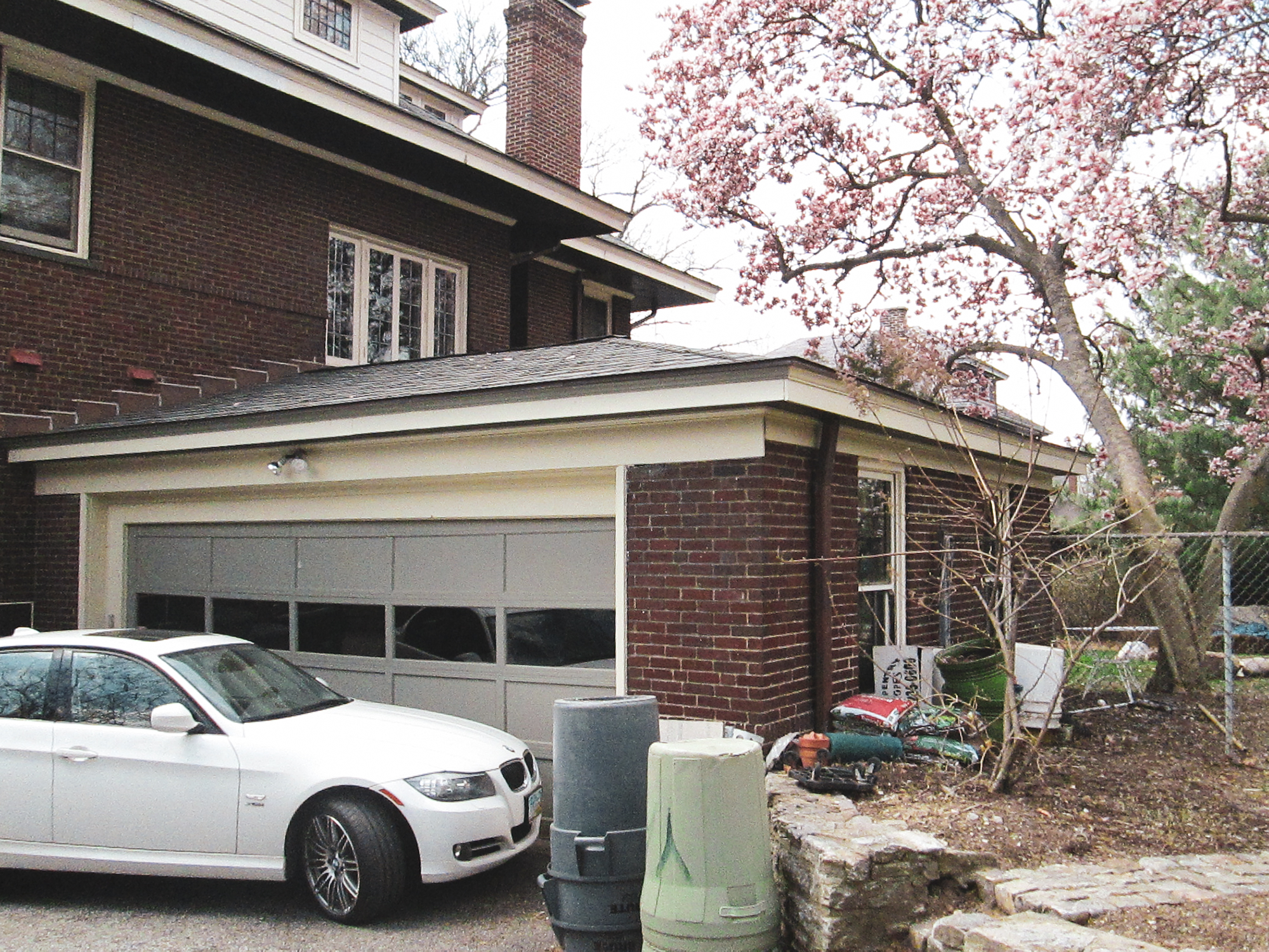 Existing garage Cincinnati