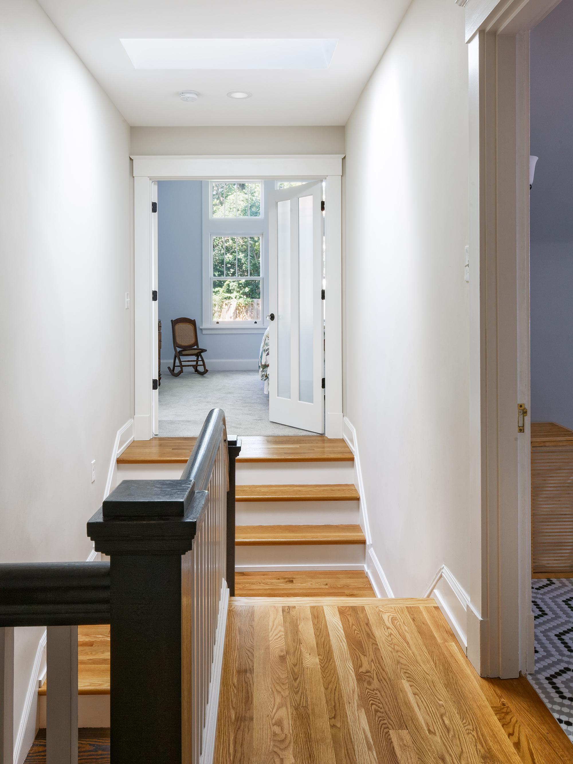 New master suite addition Wilcox Architecture