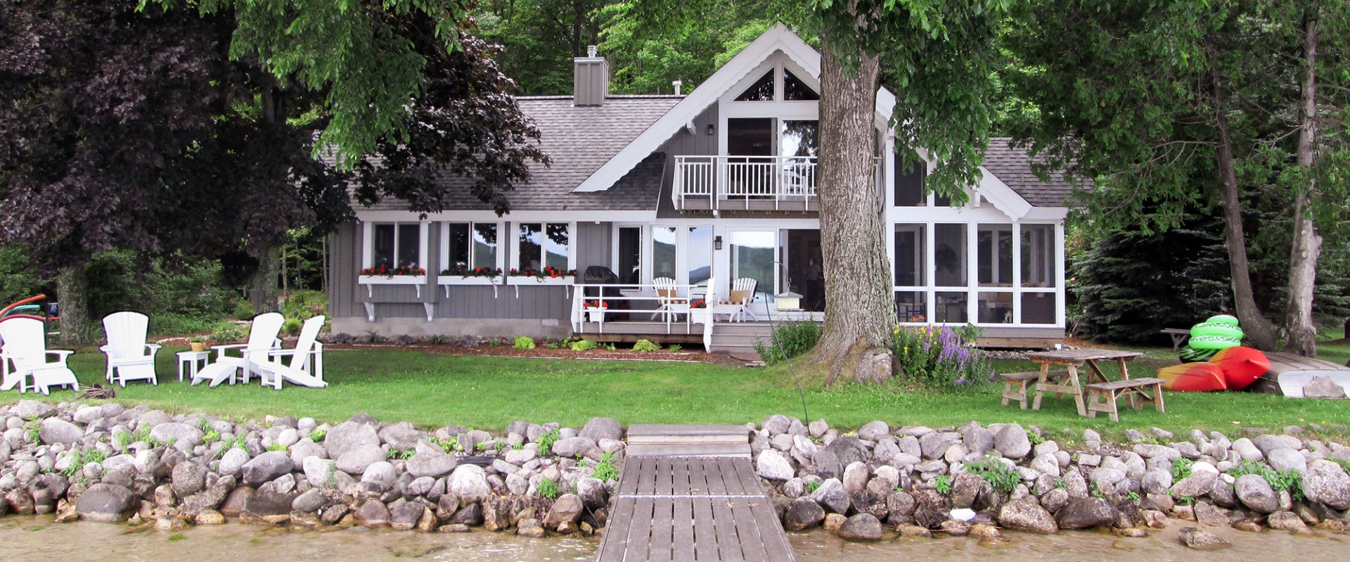 Glen Lake cottage home