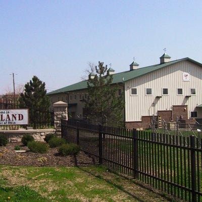 Loveland Public works building exterior