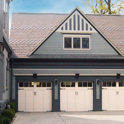 3-car garage Cincinnati Residential Architecture