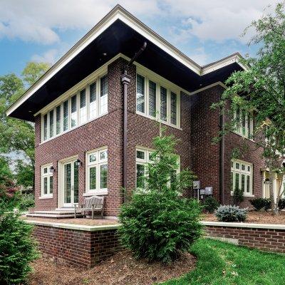 Cincinnati addition west wing Residential