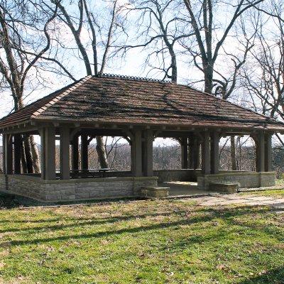 Nolen Pavilion Mariemont Wilcox Architecture