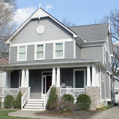 New House residential architecture Mariemont