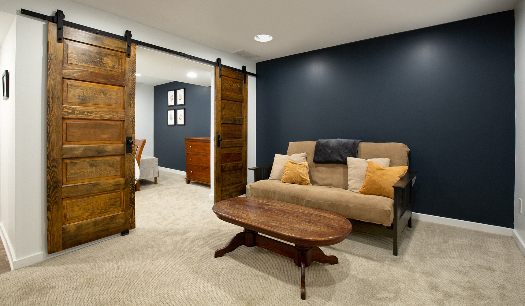 Basement Renovation Mt. Lookout, Residential Architecture